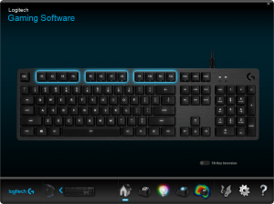 Logitech G513 Carbon Software 1