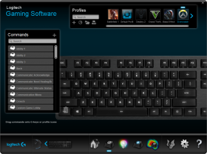 Logitech G513 Carbon Software 3