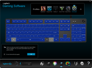 Logitech G513 Carbon Software 4