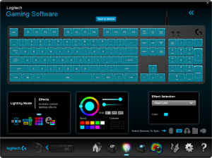 Logitech G513 Carbon Software 5