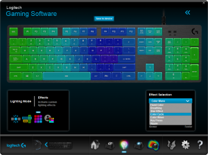 Logitech G513 Carbon Software 6