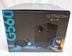 Logitech G560 Gaming Speaker Box Right