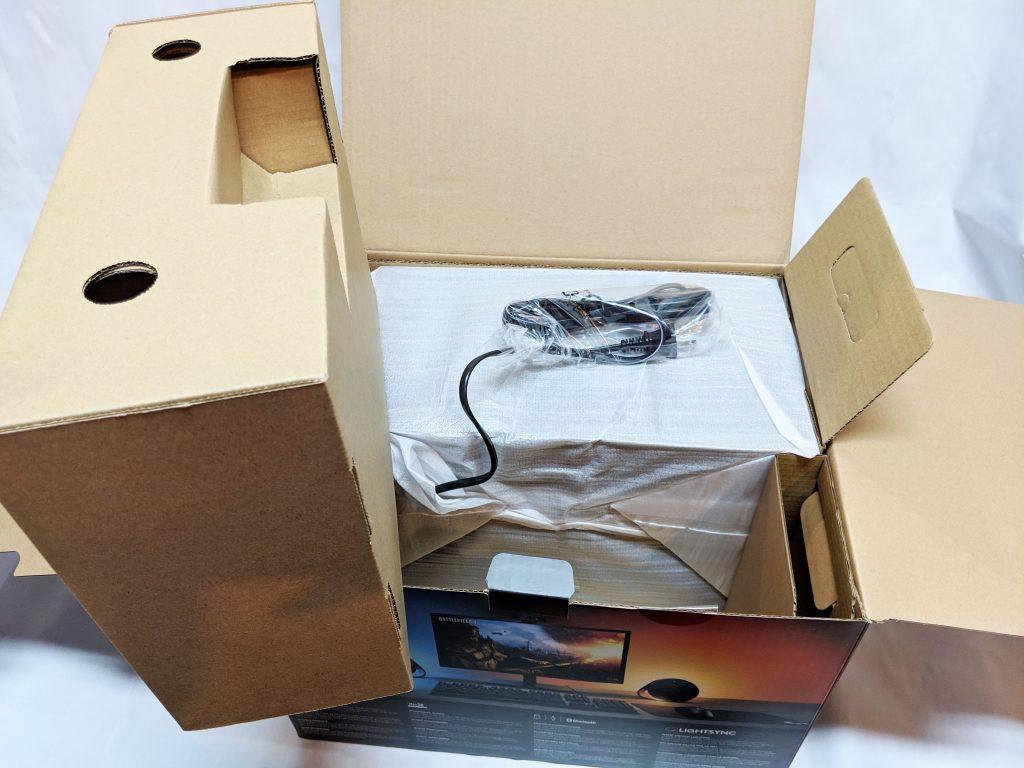 Logitech G560 Gaming Speaker Packaging 1