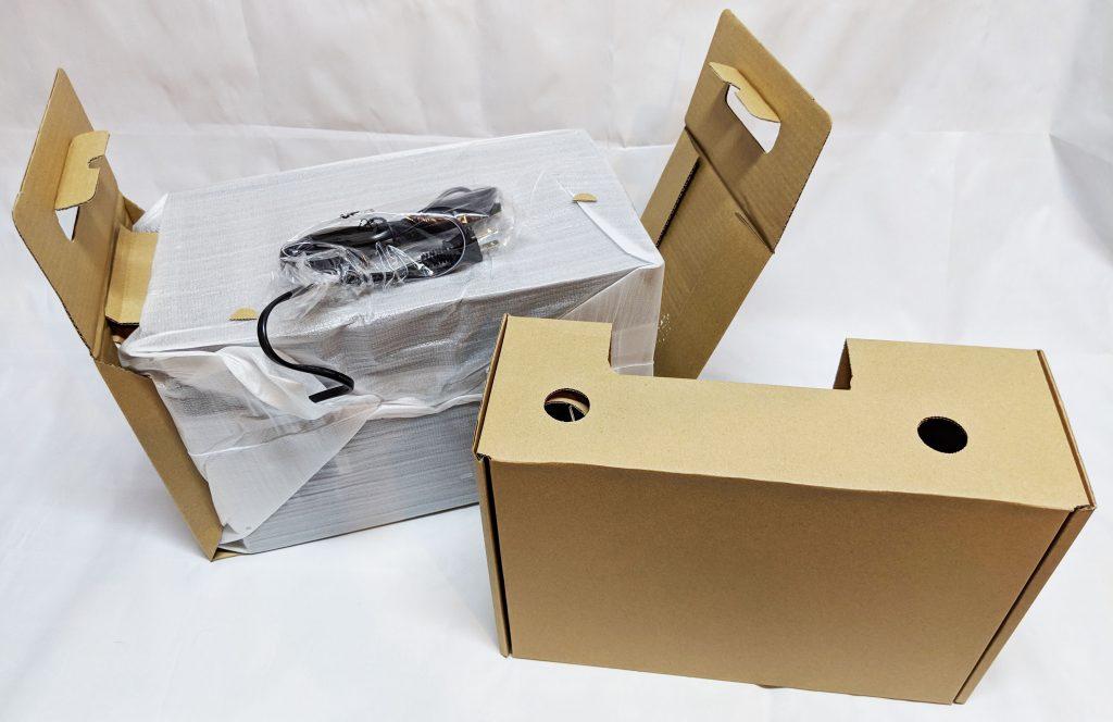 Logitech G560 Gaming Speaker Packaging 2