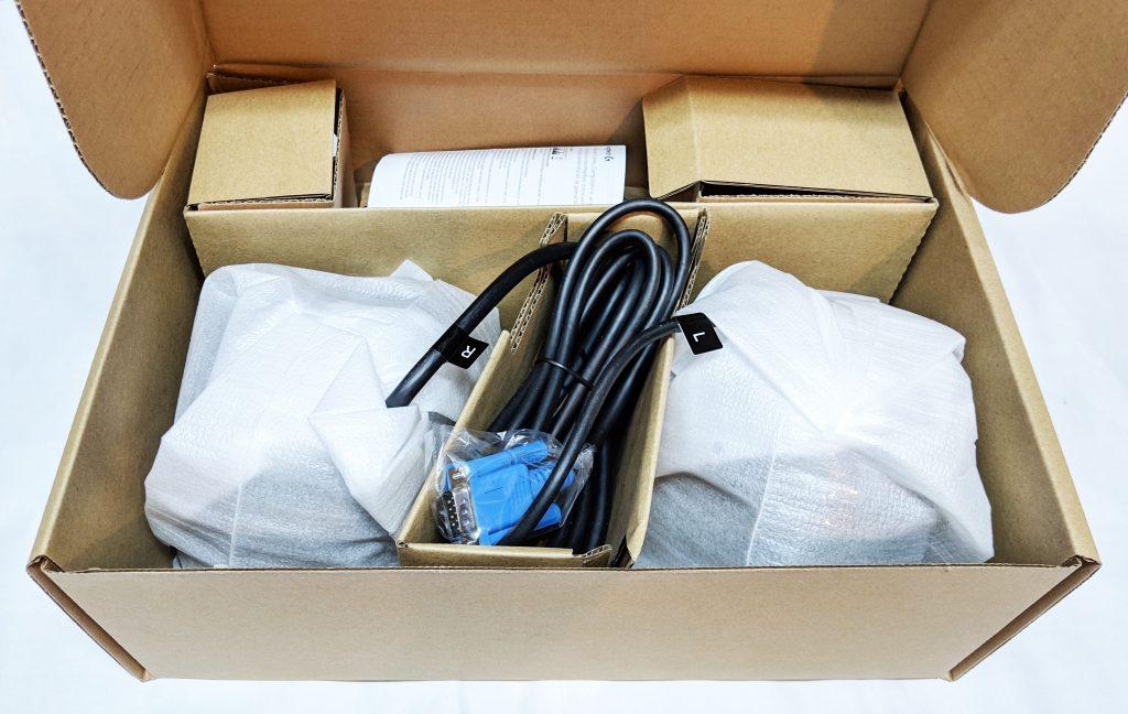 Logitech G560 Gaming Speaker Packaging 3