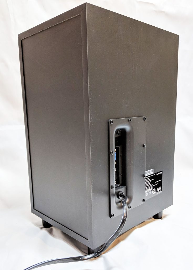 Logitech G560 Gaming Speaker Subwoofer Back
