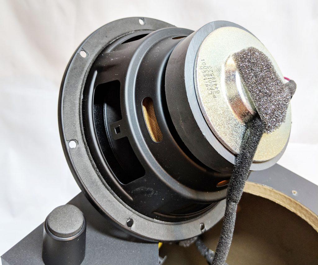 Logitech G560 Gaming Speaker Subwoofer Removed
