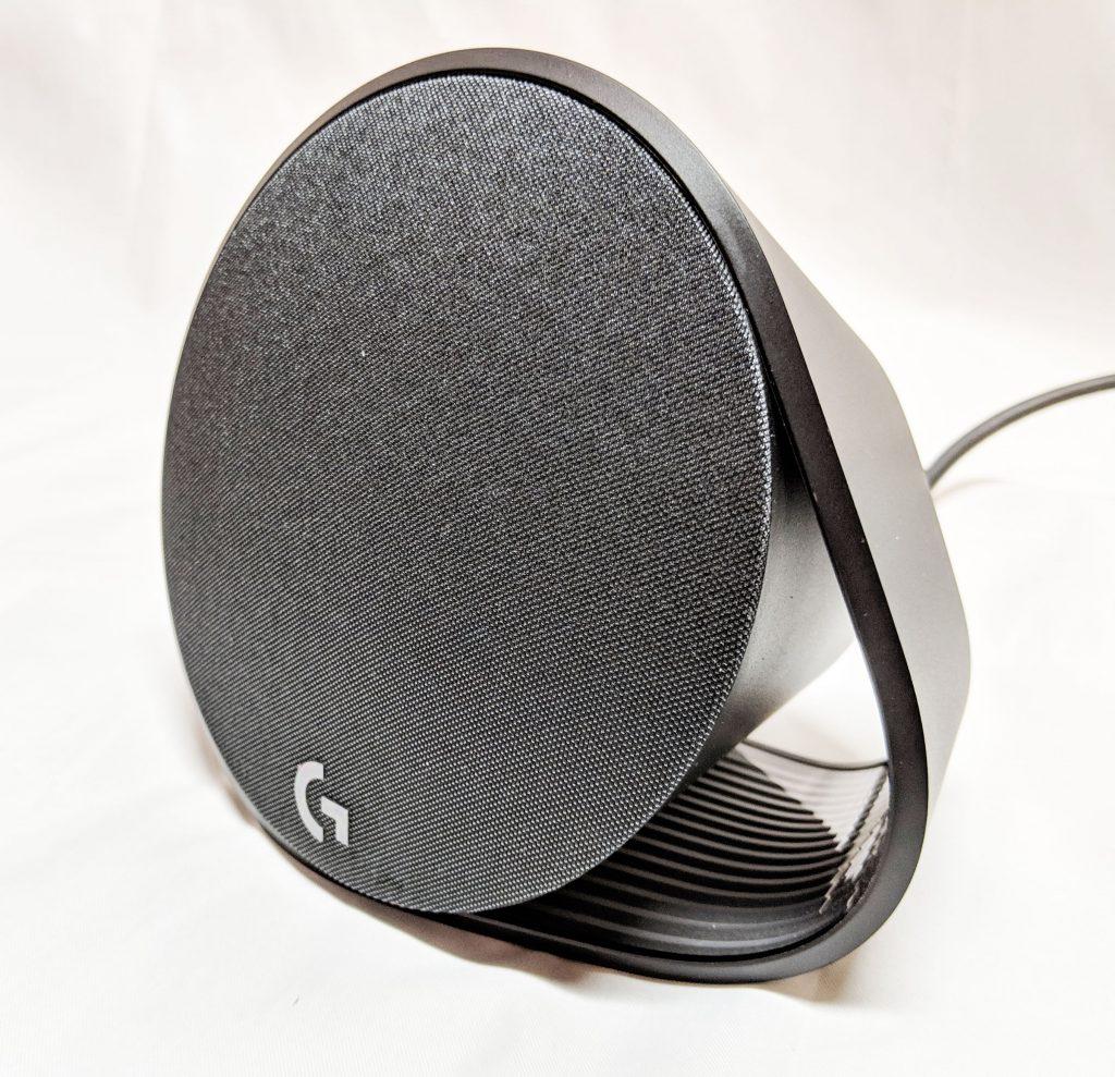 Logitech G560 Gaming Speaker Front