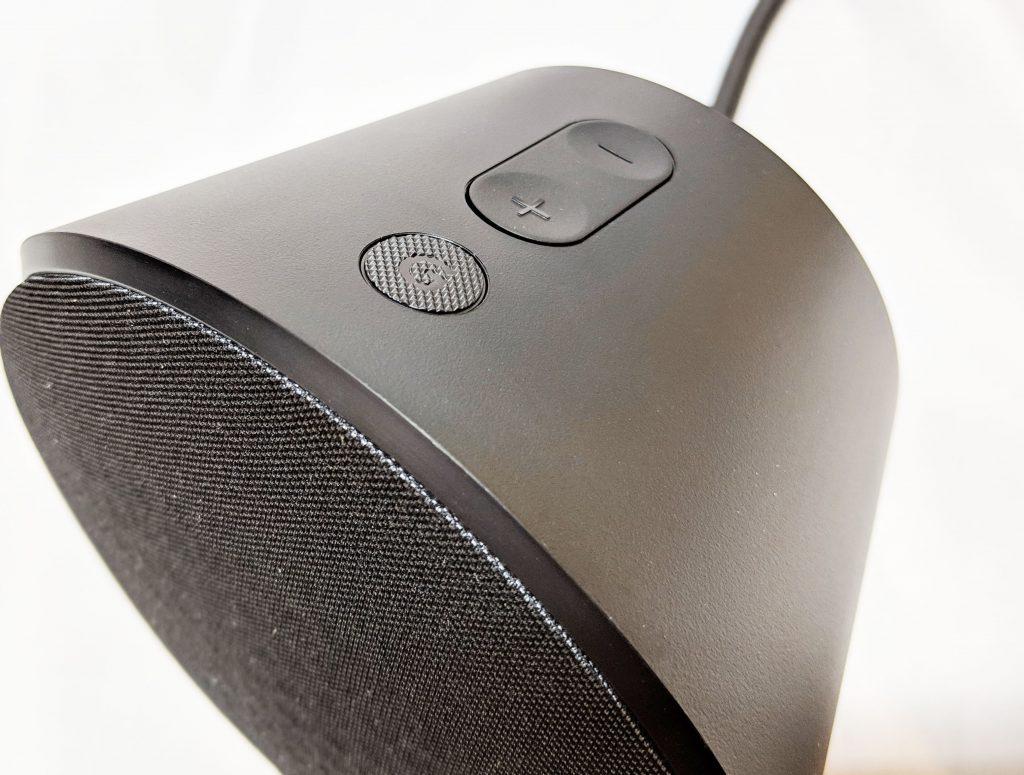 Logitech G560 Gaming Speaker Controls