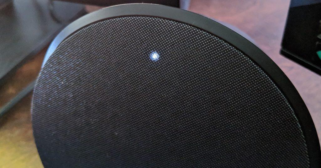 Logitech G560 Gaming Speaker Power LED
