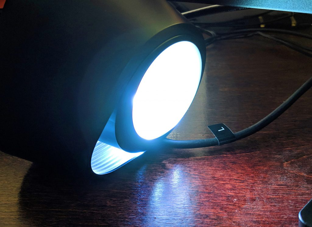 Logitech G560 Gaming Speaker Projection LED