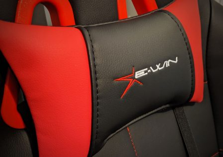 Ewin-Calling-Series-Gaming-Chair-Red-Featured