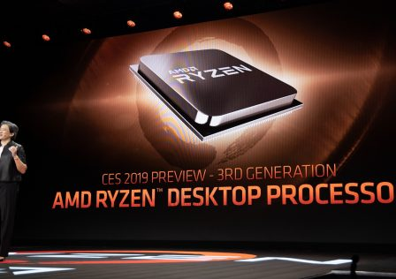 AMD Ryzen 3000 Series Processor