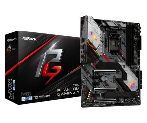 Z390 Phantom Gaming 7 Box