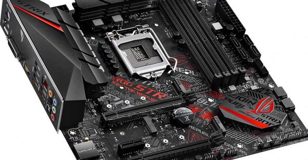 ASUS ROG Strix B365-G Gaming Motherboard 5
