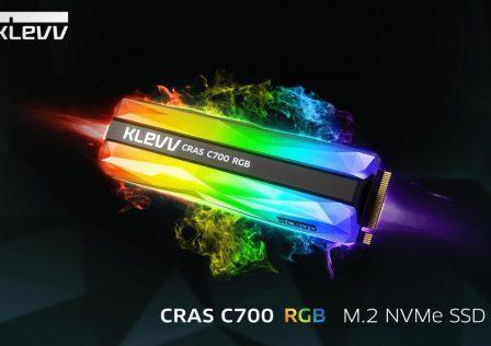 Klevv CRAS C700 RGB SSD