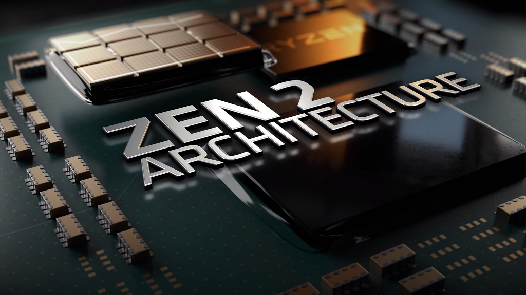 AMD Ryzen Zen 2 3950X