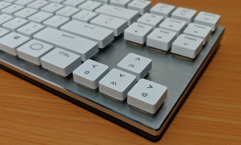 Cooler Master SK630 White Arrow Keys