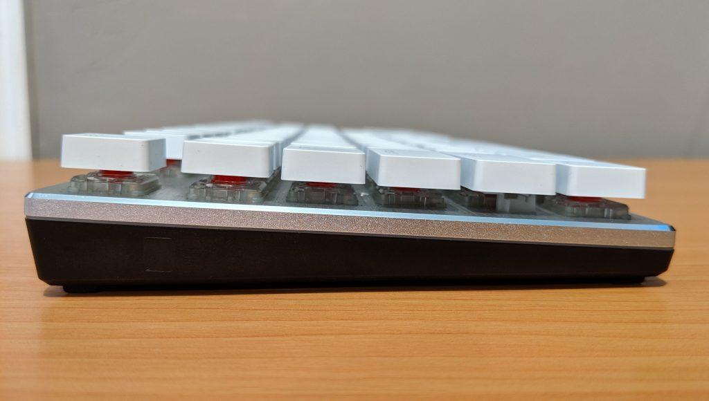 Cooler Master SK630 White Side