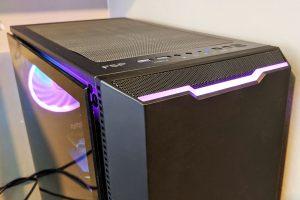 FSP CMT350 Case RGB Front