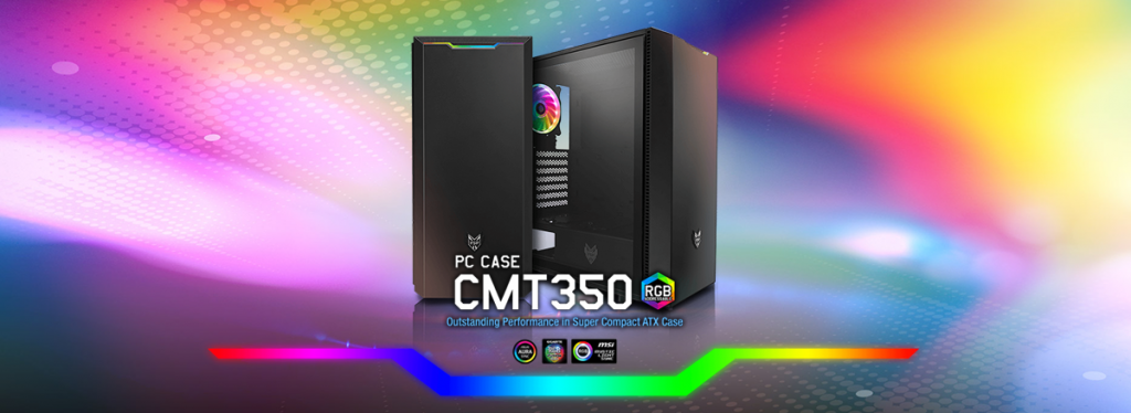 FSP CMT350 Case Featured