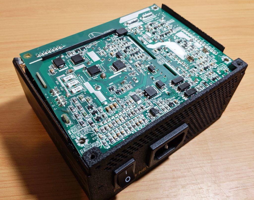 FSP Dagger Pro 650W SFX Bottom Inside Solder