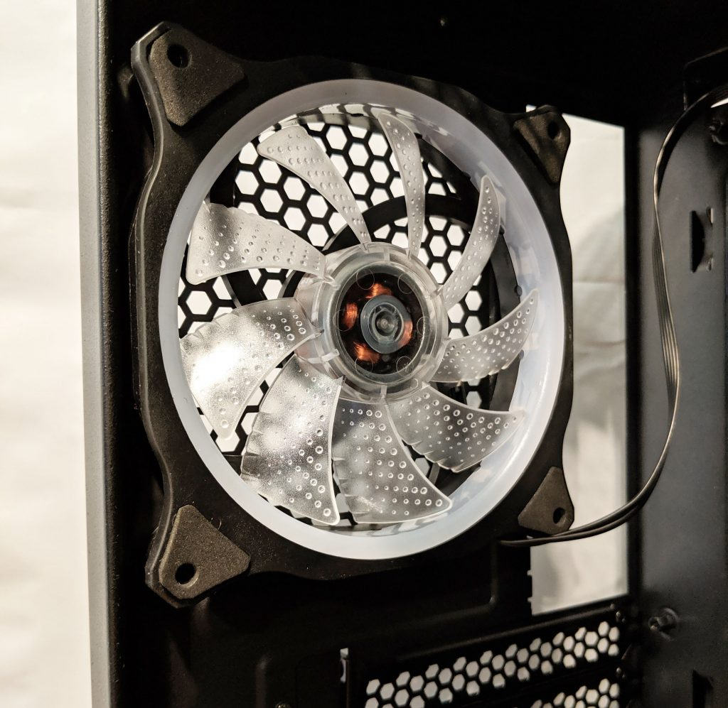 FSP CMT510 Plus Gaming PC Case Exhaust Fan