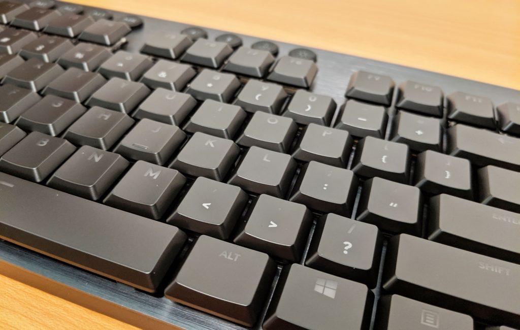 Logitech G915 LIGHTSPEED Keycaps