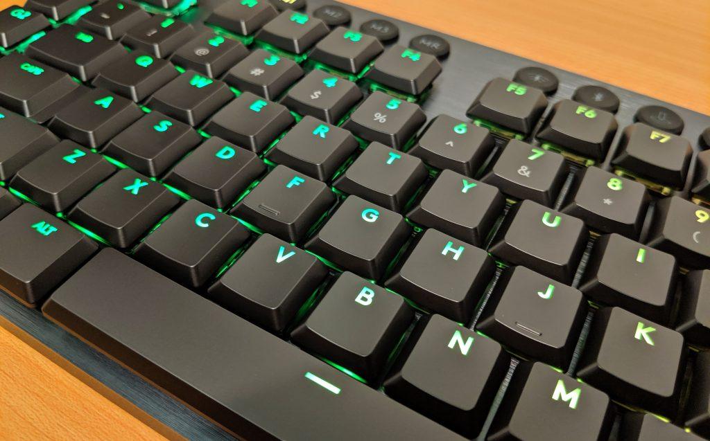 Logitech G915 LIGHTSPEED RGB Keys