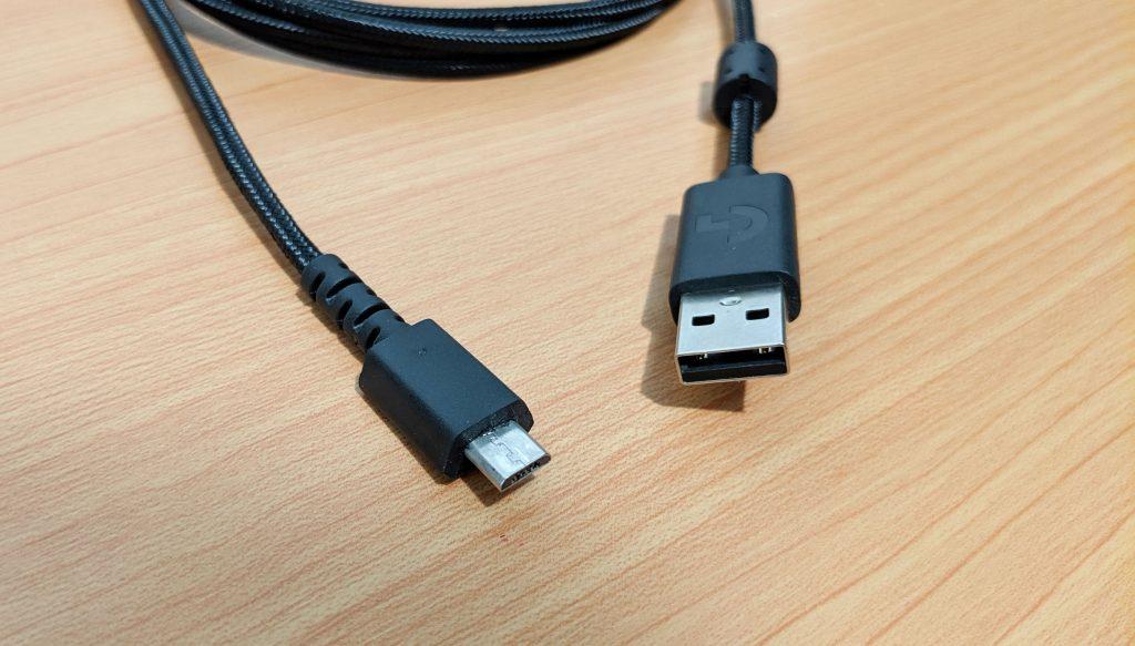 Logitech G915 LIGHTSPEED Braided Cable