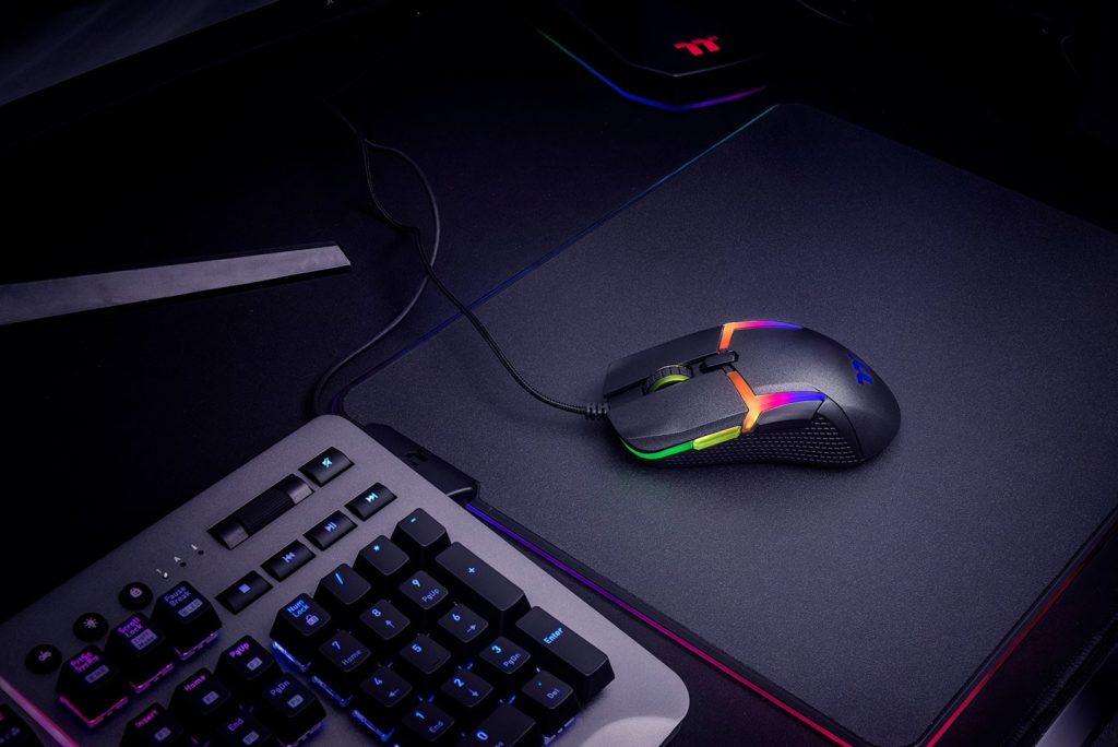 Thermaltake Level 20 RGB Gaming Mouse Featured