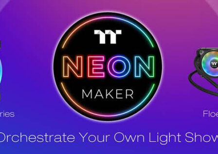 Thermaltake NeonMaker Software Support Featured