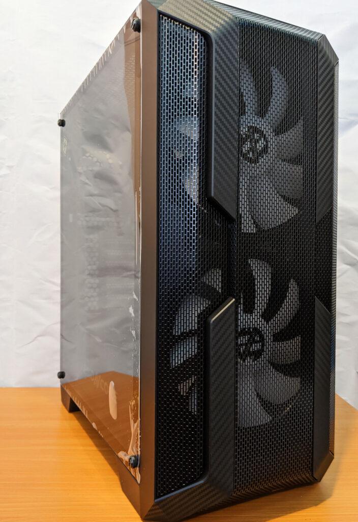 Abkoncore H600X Case Front Left