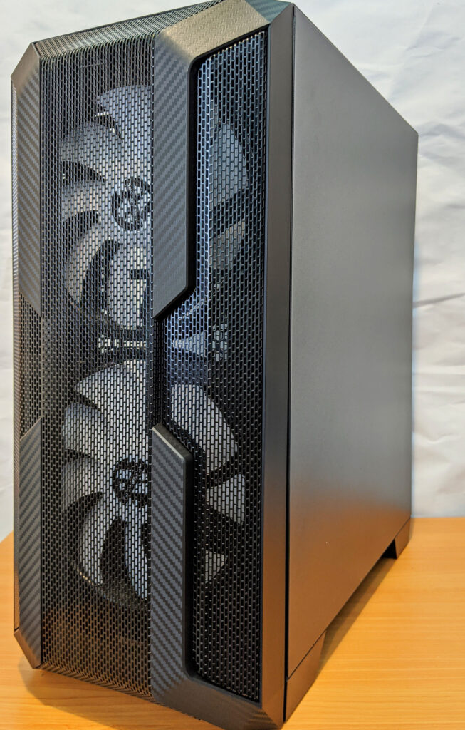 Abkoncore H600X Case Front Right