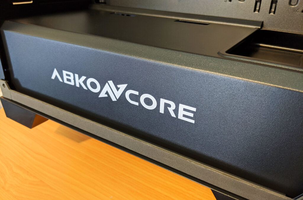 Abkoncore H600X Case Inside Left Bottom