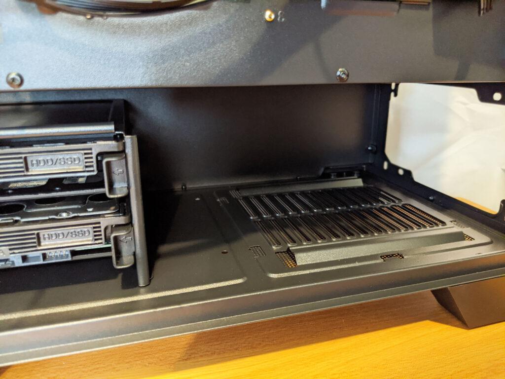 Abkoncore H600X Case PSU Mount