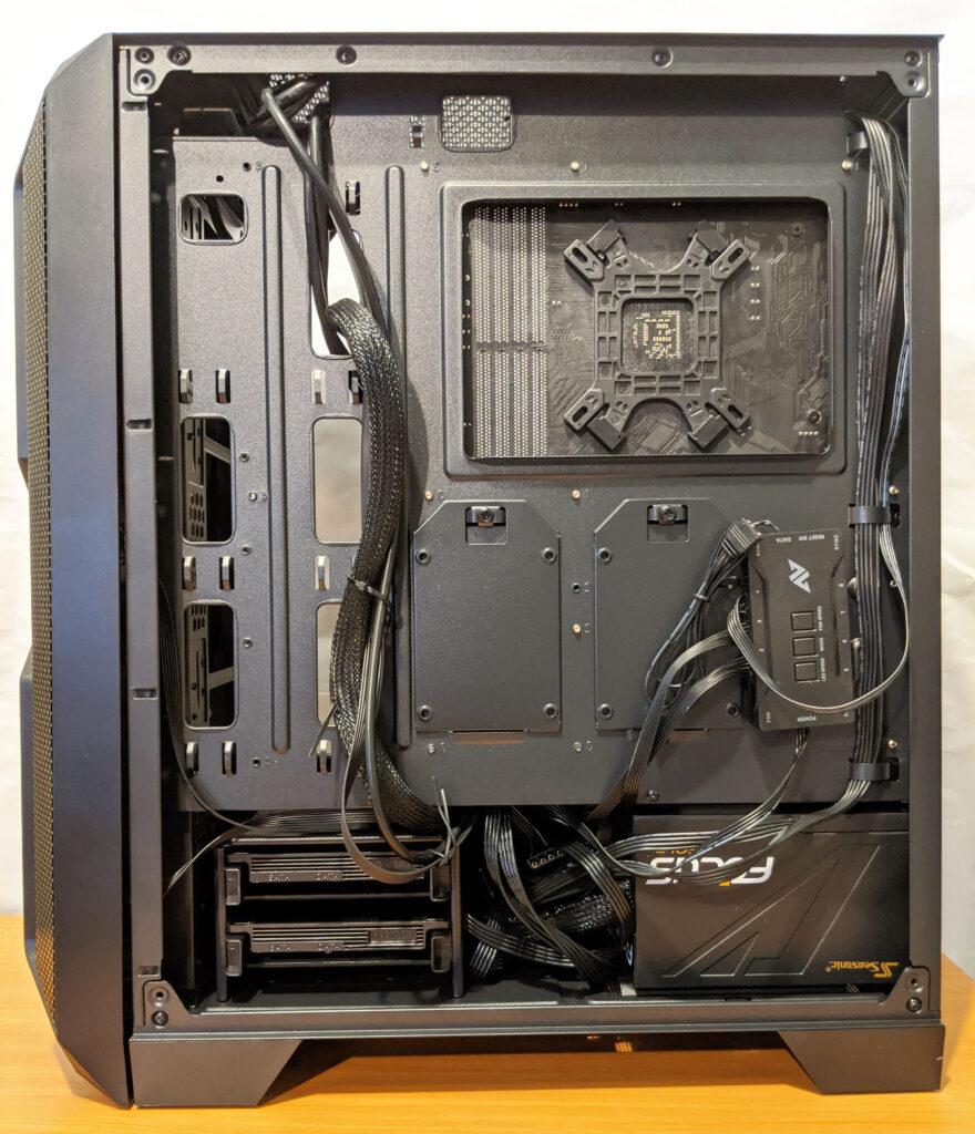 Abkoncore H600X Case Built Rear
