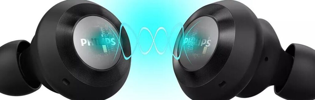 Philips TAT8505BK Earbuds Featured Image