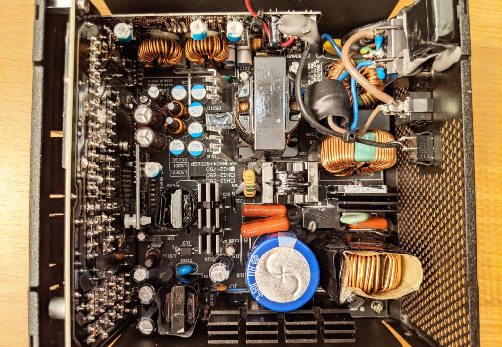 FSP Hydro G Pro 750W PSU Internal
