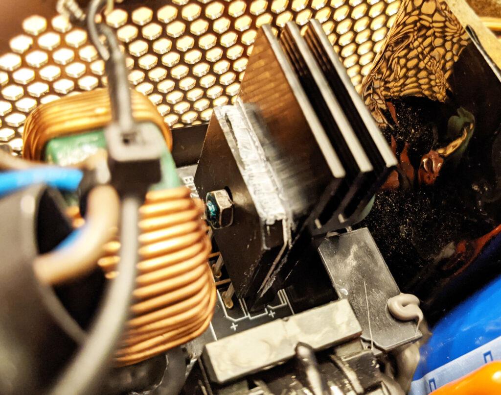 FSP Hydro G Pro 750W PSU Rectifier