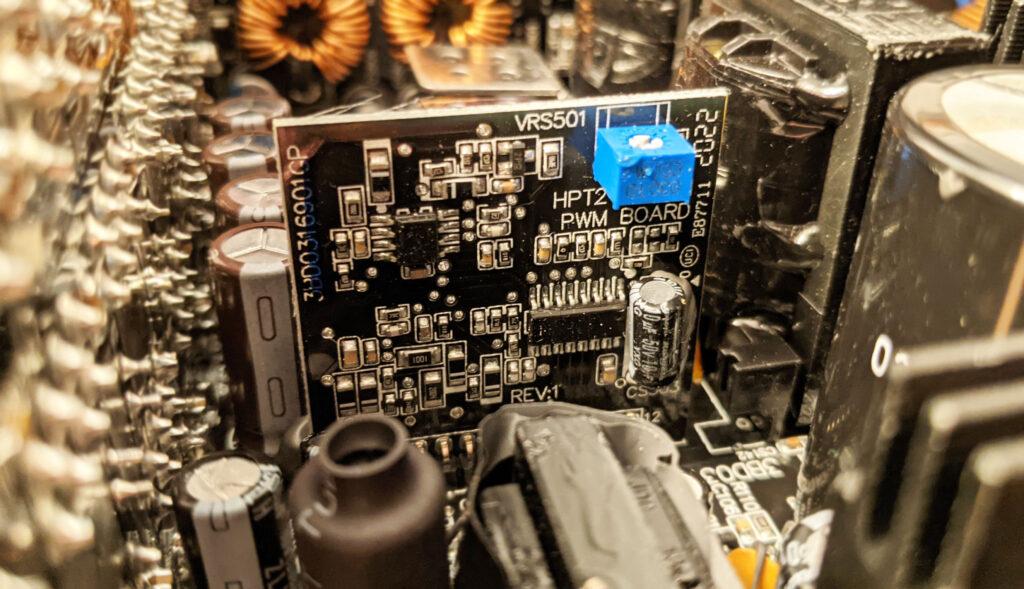 FSP Hydro PTM Pro PSU 1000W VRS501