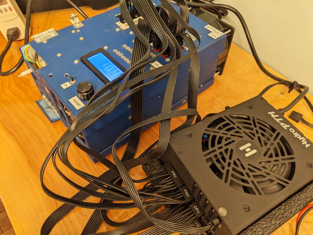 FSP Hydro PTM Pro PSU 1000W Testing 2