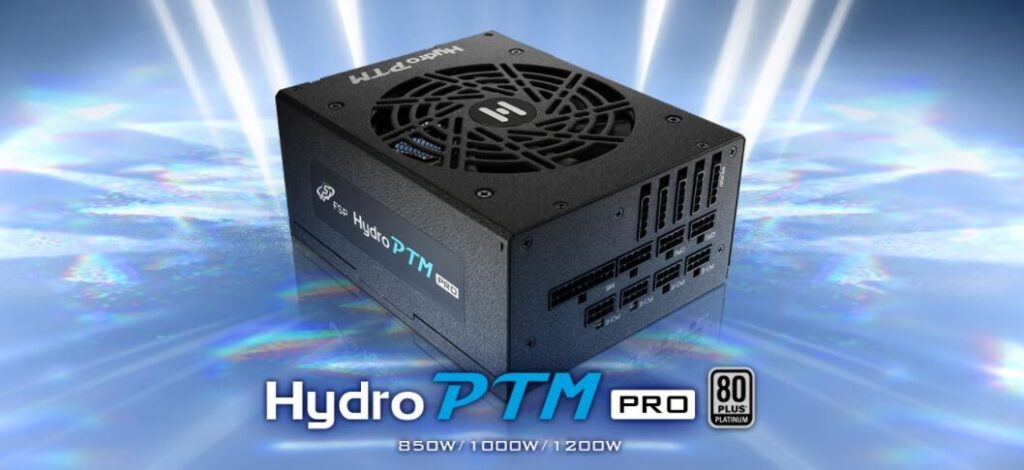 FSP Hydro PTM Pro PSU 1000W Featured