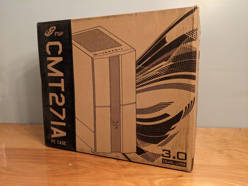 FSP CMT271 Case Box Front